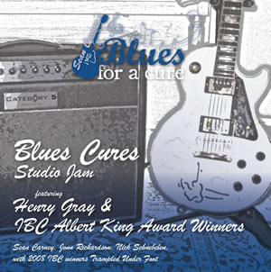 Blues Cures Studio Jam