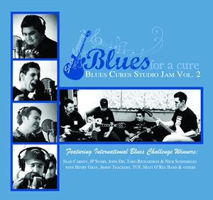 Blues Cures Studio Jam Vol. 2 CD