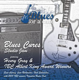 Blues Cures Studio Jam CD